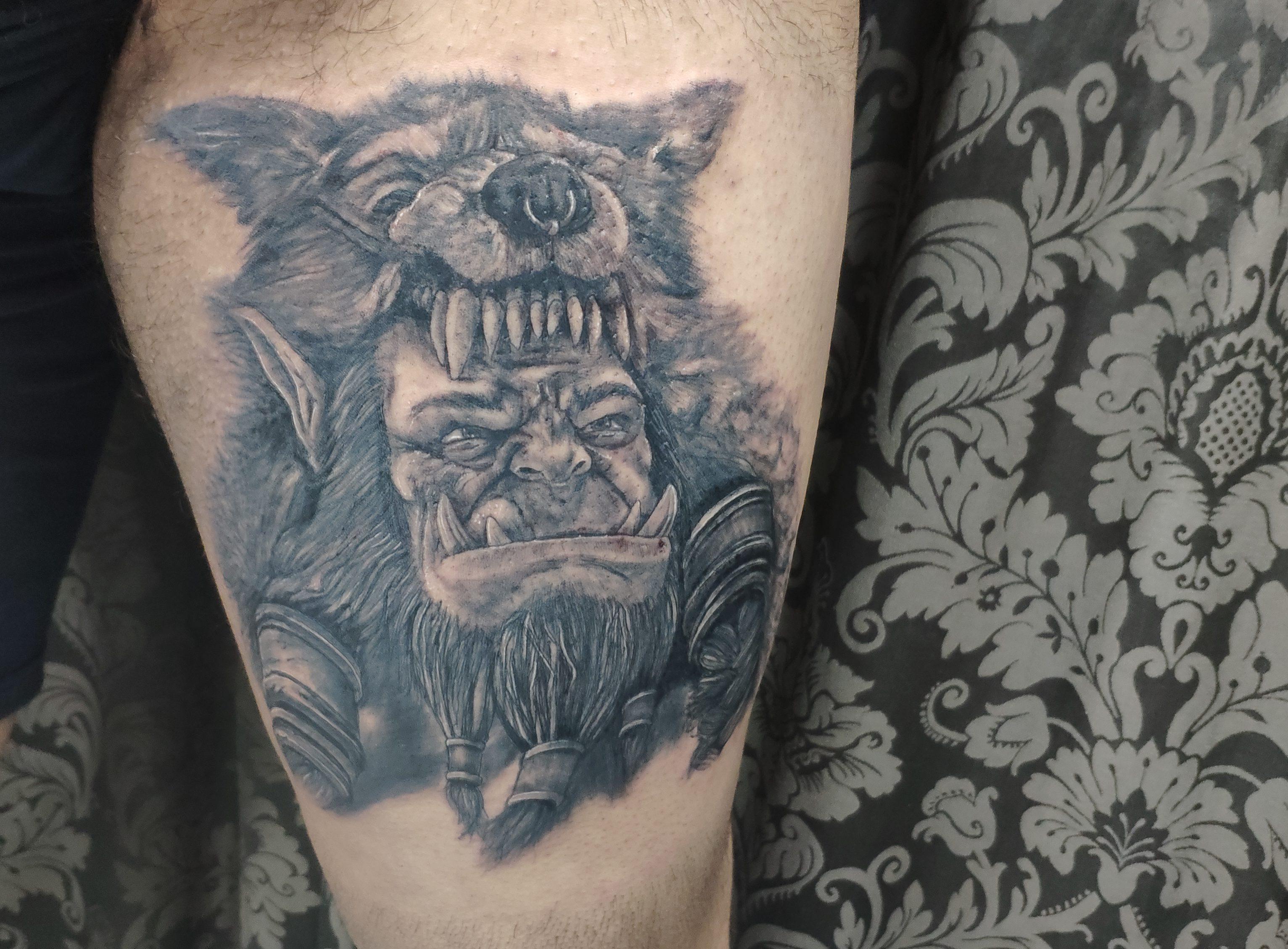 tatuajes videojuegos