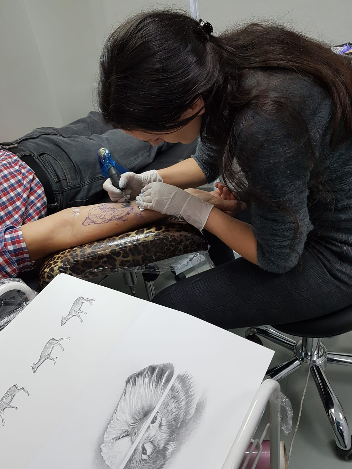 best tattoo artist madrid