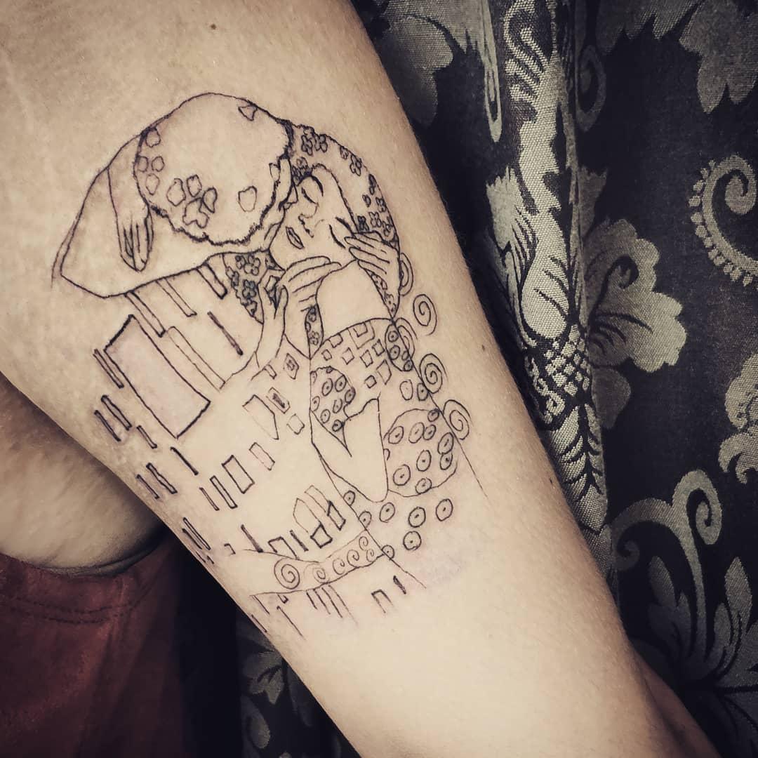 geometria, tatuajegeometrico, madridtattoo, tattooshopmadrid, geometrictattoo, lineamuyfina, tatuajelineafina, finelinetattoo, fineline, hiperfineline, gustavklimt