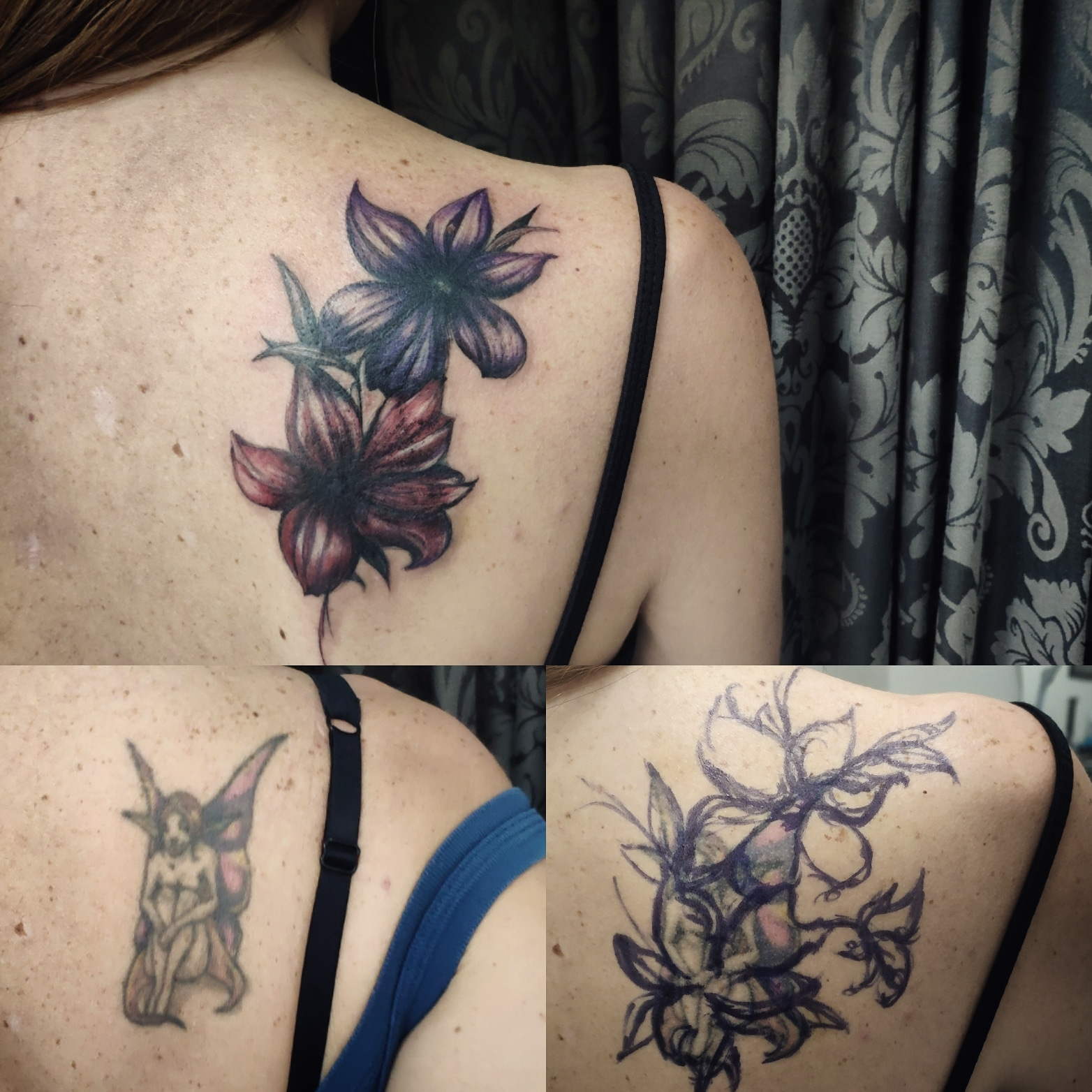 madrid cover up