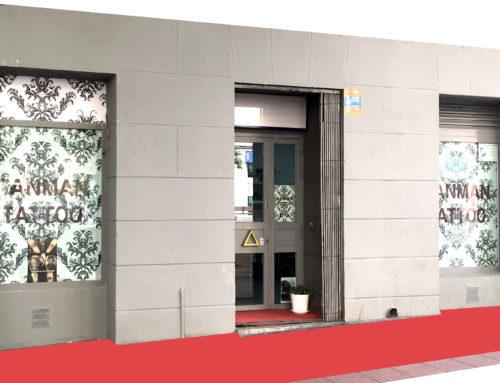 Inauguración de SanMan Tattoo Parlor
