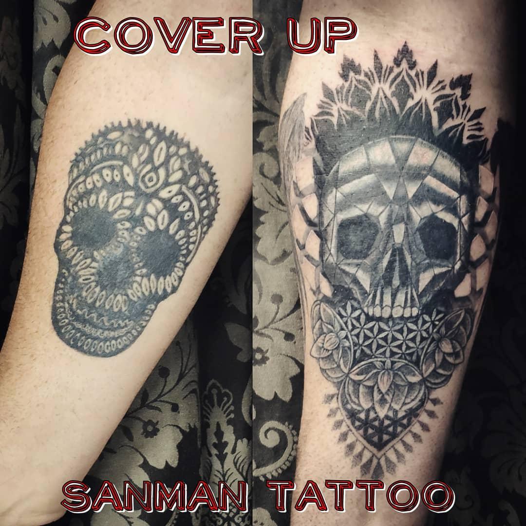 mejora de tatuajes