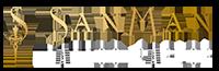 SanMan Tattoo Parlor Logo